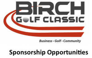 Sponsor the Golf Classic