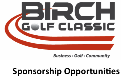 Sponsor the Golf Classic