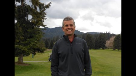 Brian Kruhlak, PGA Pro + Director of Golf Sudden Valley Golf Course (HDCP 3)