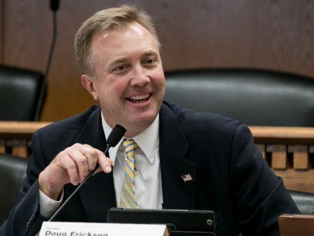 Doug Ericksen, WA State Senator 42nd District