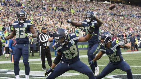 All Inclusive Food & Drink Press Club tickets + Post Game Experience (Photos & attend Press Conference) for (4) Seattle Seahawks Pressbox Suite