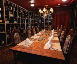 Exclusive Dinner for 8 in Hotel Bellwether's Lighthouse Bar & Grill Private Wine Cellar