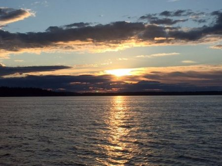 Bellingham Bay Sunset Cruise, Cocktails & Appetizers for 8
