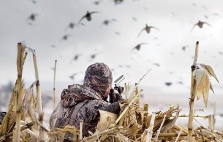 Mud Creek Hunt Club Guided Waterfowl Hunt for 4