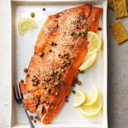 Icy Strait Seafoods Wild Salmon – 10lb Case