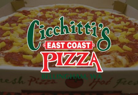 The Iconic Cicchitti's Pizza Party for 70 of your Friends or Colleagues + A Case of BGC Dunham Trutina Wine